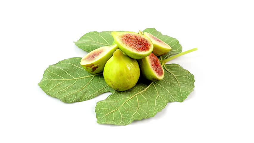Figs rotating on white background | Shutterstock HD Video #11204111