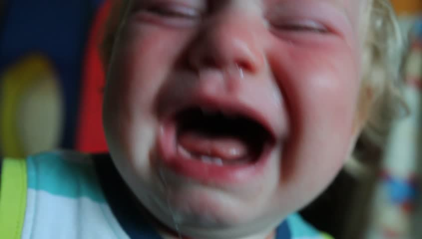 Crying baby infant   Shutterstock HD Video #11283074