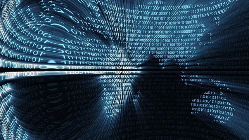 Binary digital world computer data code cyberspace graphic animation   Shutterstock HD Video #11347229