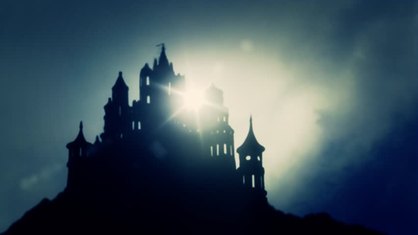 Old Castle on Mountains   Shutterstock HD Video #11392595
