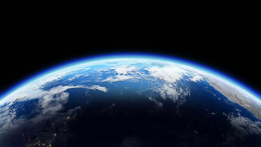 The Earth CG Space background. #11532821