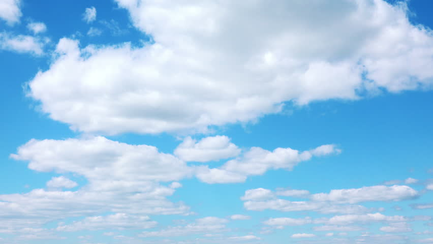 4k Clouds Time Lapse. 4k Stock Footage Video (100% Royalty ...