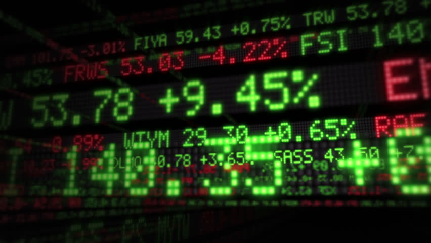Inside Stock Market Tickers. Loopable. Green and Red. Digital animation of Stock Market prices passing by. More options in my portfolio. | Shutterstock HD Video #11746043