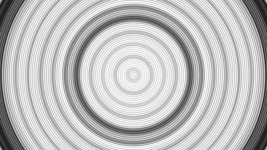 Target of Concentric Circles with Flashing   #11810915