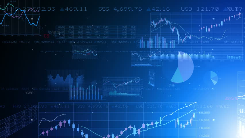 Business Data Graph. | Shutterstock HD Video #11830067