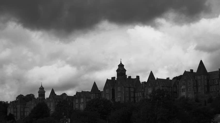 Psychiatric Hospital Cork. Ireland   Shutterstock HD Video #11944727