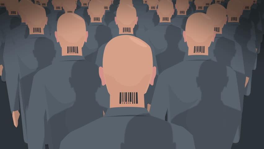 Dystopian March Of Clones