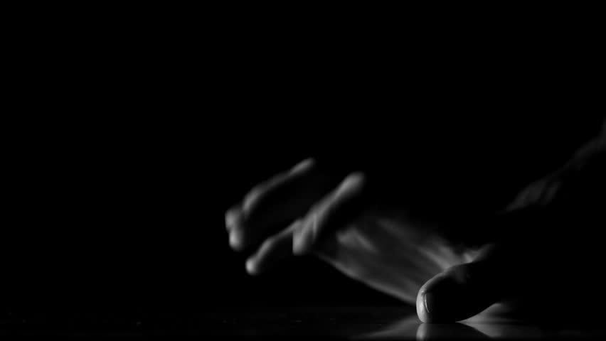 Knock fingers | Shutterstock HD Video #12132179