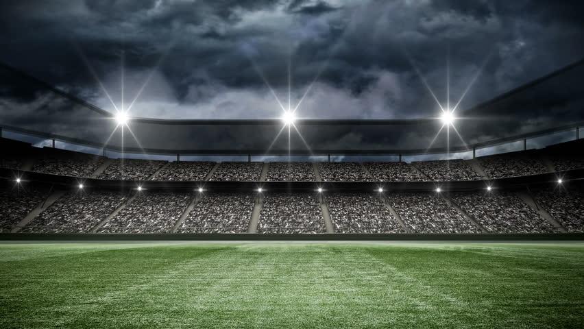 Stadium night | Shutterstock HD Video #12319925
