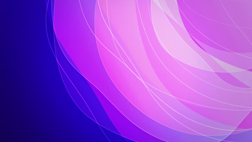 Abstract background with flat colorfull circles and white lines. Animation of seamless loop. #12332324
