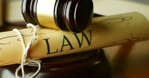 Court law legal system and justice concept judgement guilty or innocence