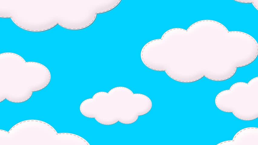 летние всякие интересные картинки как облака двигаются без окон
