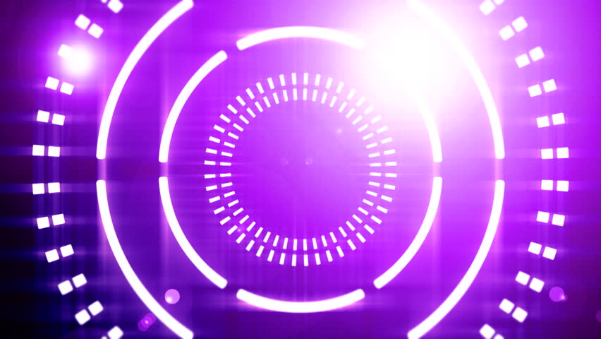 colorful abstract background dance floor several shining Stage lights Close-up Floodlights shining brightly turning on-off Floodlight Lights kaleidoscope Wall Lights Bulb Halogen Headlamp Lamp Night Royalty-Free Stock Footage #12466442