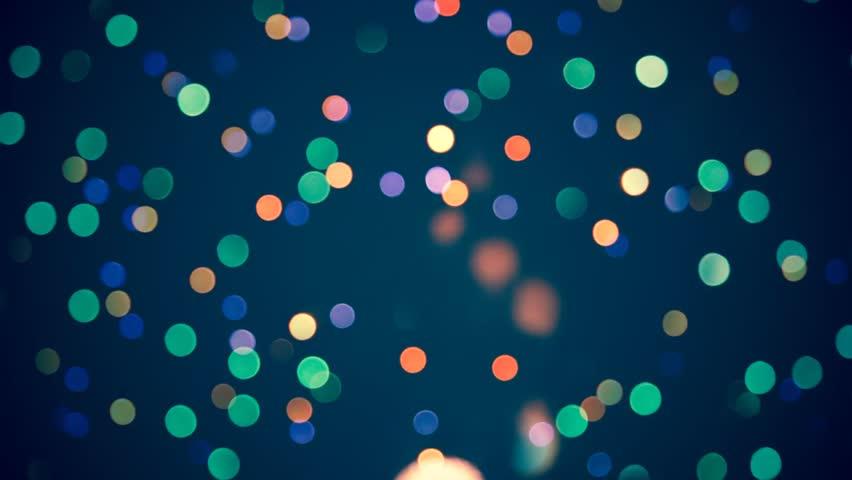 Cinemagraph Loop -Blurred fireworks - motion photo #12539882