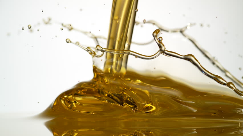 Pouring oil. Shot with high speed camera, phantom flex 4K. Slow Motion. | Shutterstock HD Video #12686132