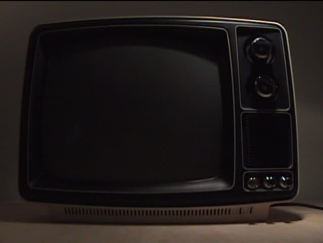 Portable analog tv | Shutterstock HD Video #128314