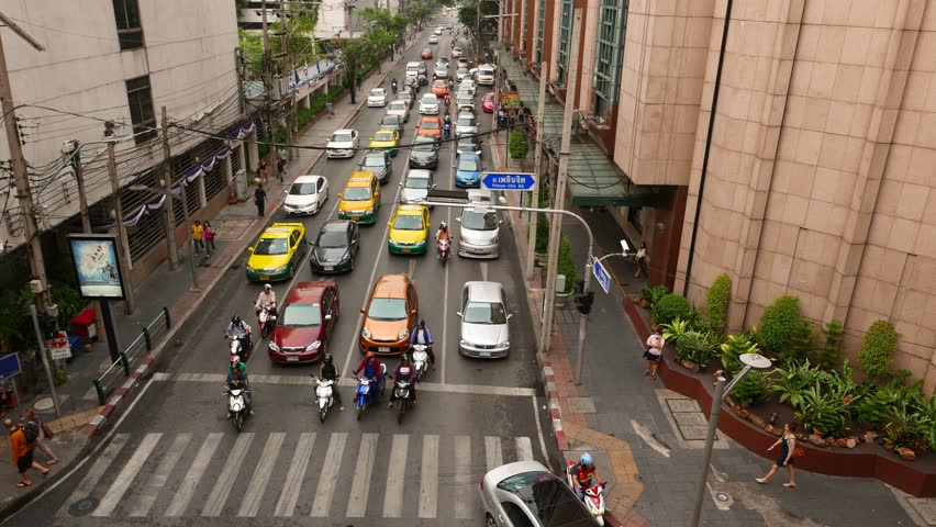 Bangkok - March 24, 2015: Stock Footage Video (100% Royalty-free) 12934424    Shutterstock