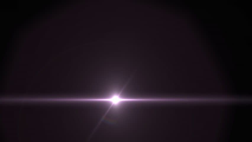 Crystal Flare - Lower Third - Red Light - Transition, Background, Revealer and Overlay Effect - 25fps   Shutterstock HD Video #12944171