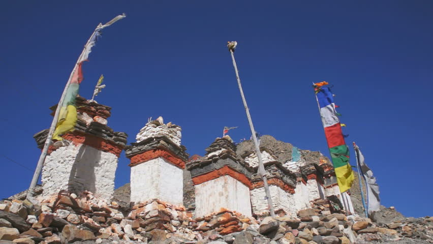 Nepal, Mustang   Shutterstock HD Video #13023437