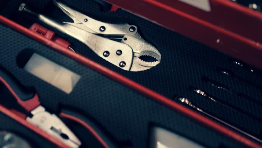 A set of tools for repair