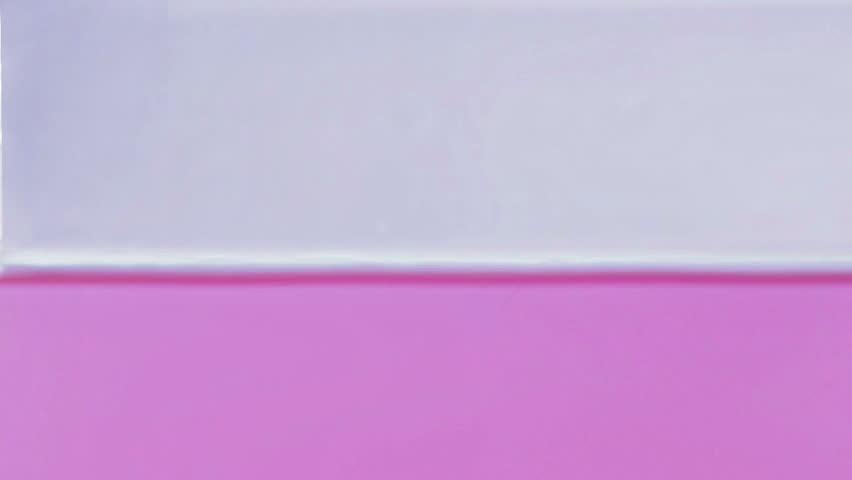 Slow motion droplets splashing in pink water   Shutterstock HD Video #13102307