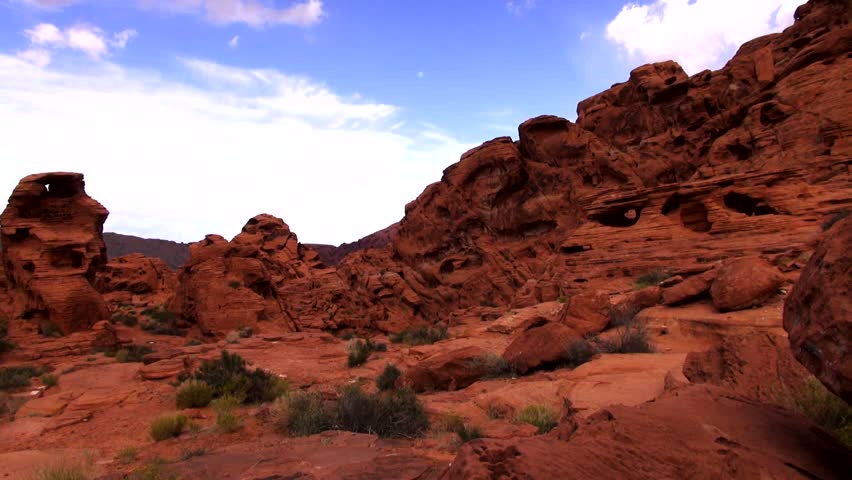Valley Of Fire National Park Nevada USA.58   Shutterstock HD Video #13179443