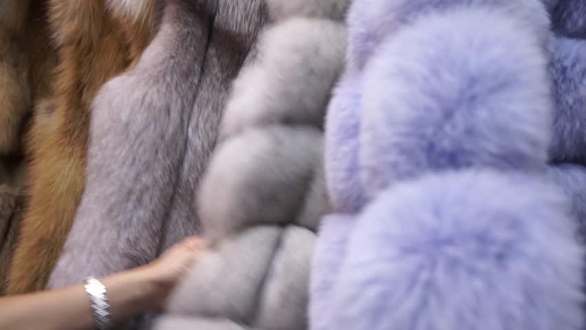 Valuable furs - production furriers