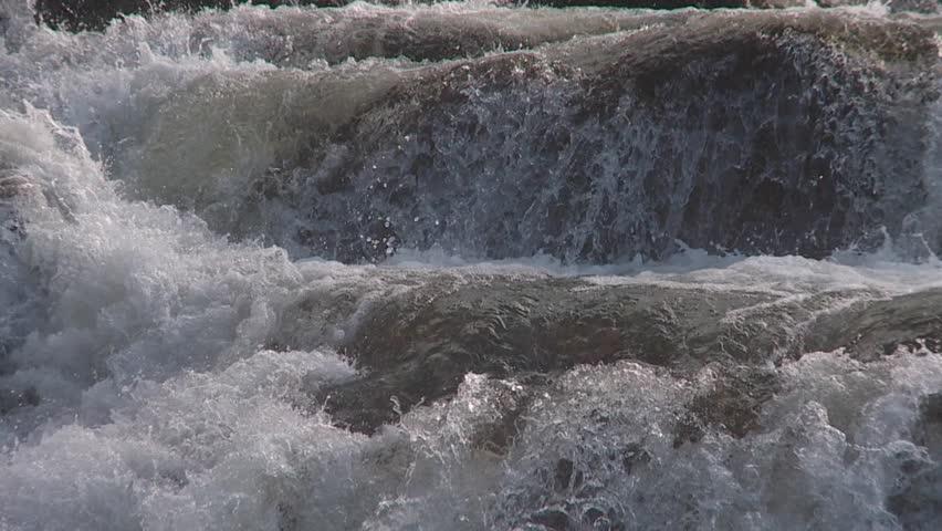 Wild water   Shutterstock HD Video #1322194