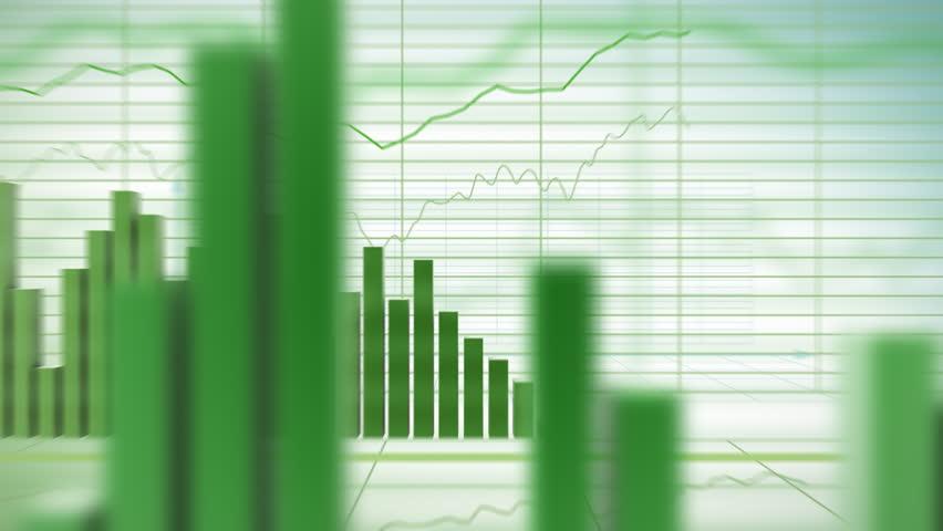 Financial diagrams - loop-ready fly through in HD | Shutterstock HD Video #1325872