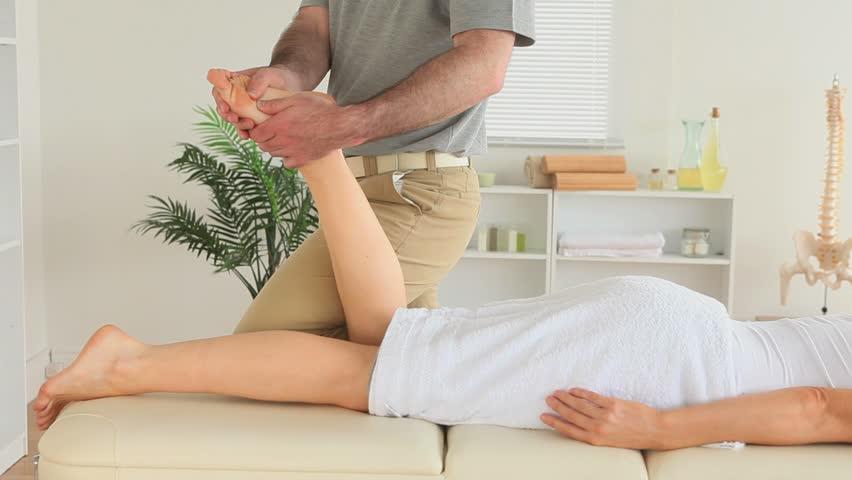 Massage Room Hd Video