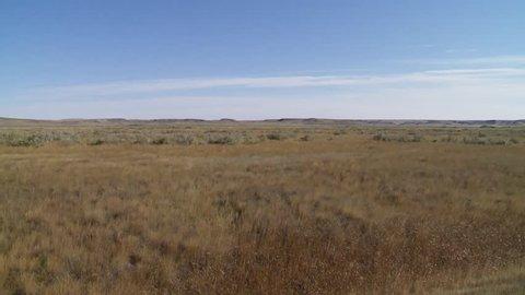 Saskatchewan, Val Marie, Prairie landscape 5