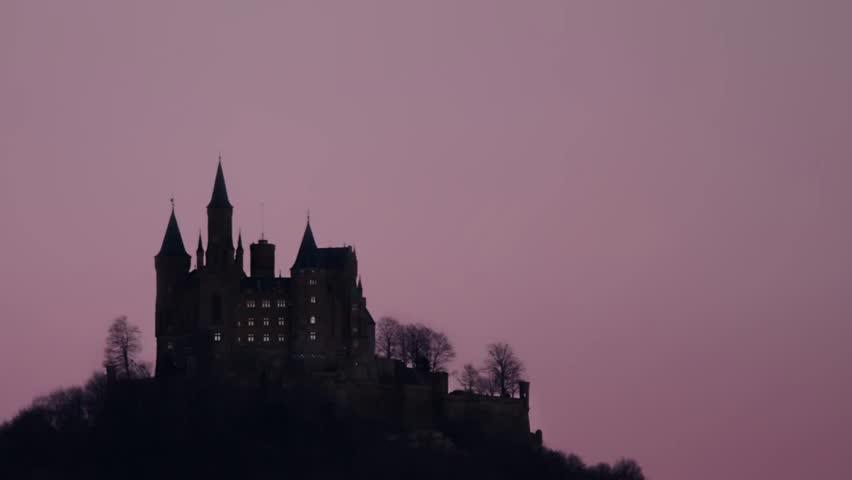 Castle Hohenzollern in Germany   Shutterstock HD Video #133597