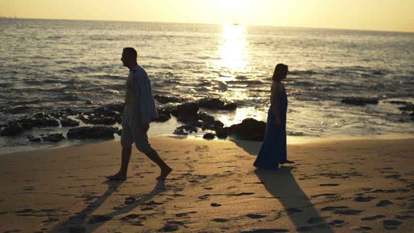 Young Couple Breaking Up On Stock Footage Video 100 Royalty Free 13437248 Shutterstock