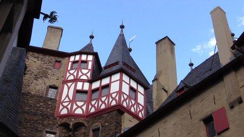 Burg Eltz Castle Schloss Germany