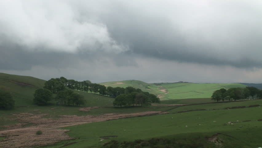Time lapse of countryside national park England   Shutterstock HD Video #13496699