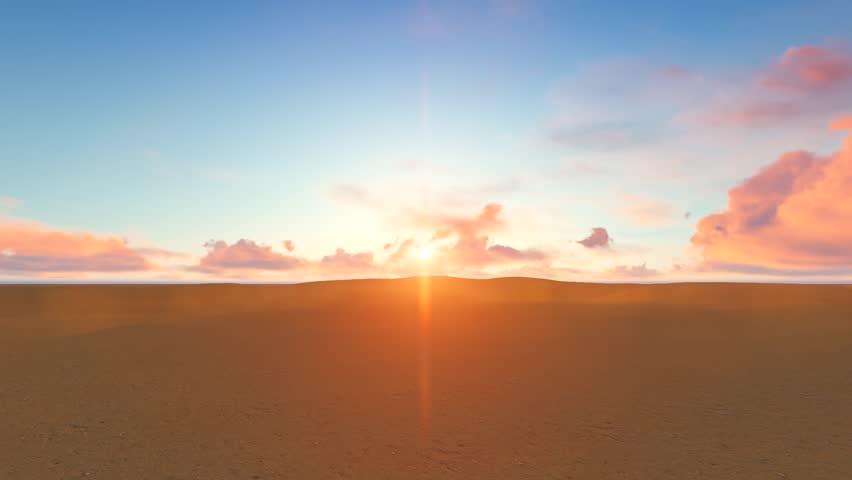 Desert | Shutterstock HD Video #13638089