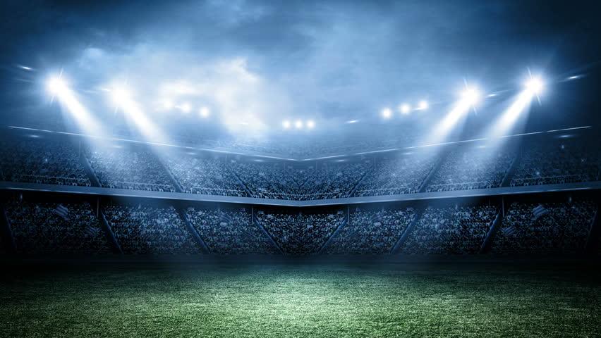 Stadium light | Shutterstock HD Video #13687910