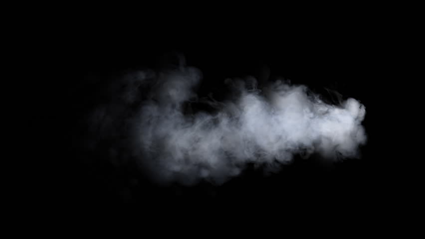 Smoke flowing over a black background/Smoke | Shutterstock HD Video #13748408