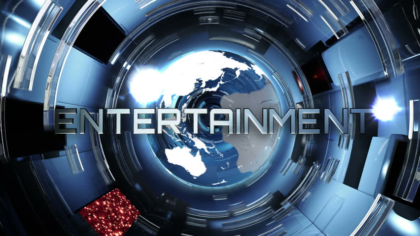 News Broadcast Tittles Blue Entertainment Stock Footage Video 100 Royalty Free 13811981 Shutterstock