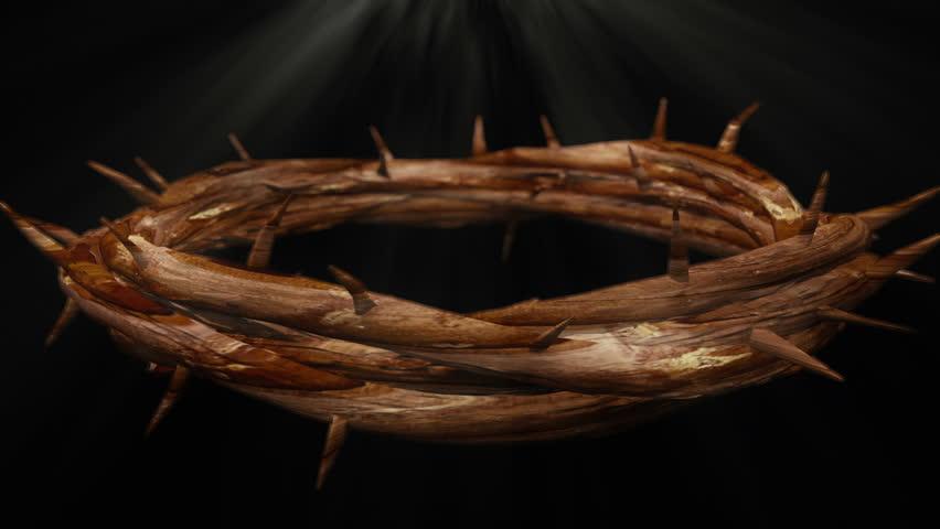 терновый венец христа картинка ситуация изменилась