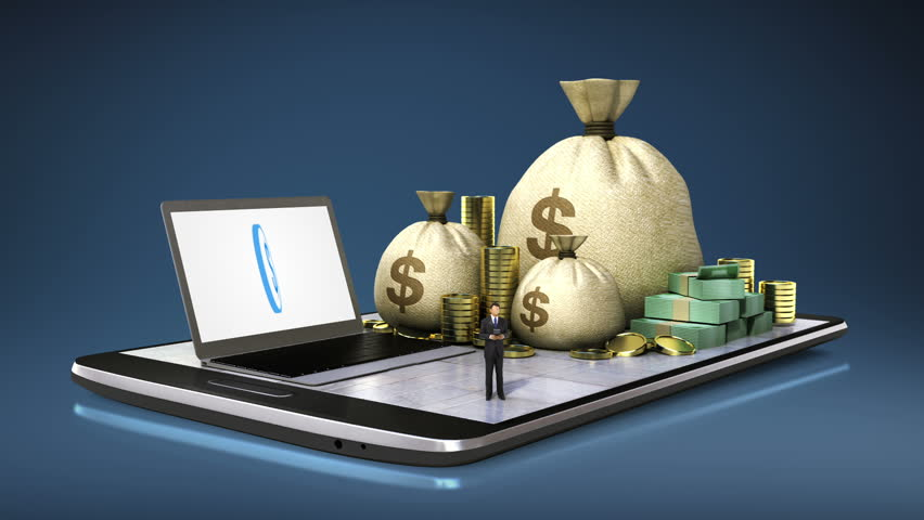 Online Banking Loan, Finances On Stock Footage Video (100% Royalty-free)  14026214 | Shutterstock