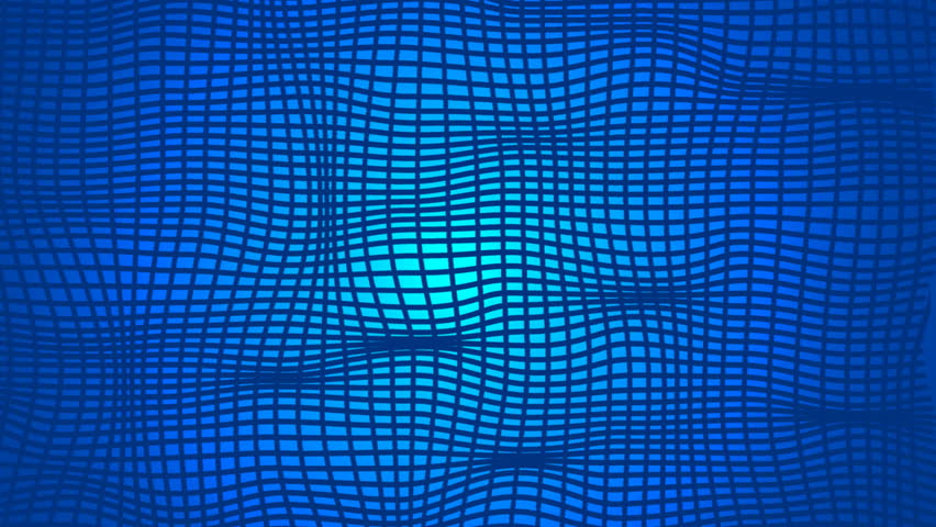 Abstract motion background with rippling grid | Shutterstock HD Video #14051354