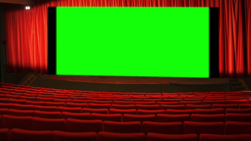 In Cinema With Lights Dim Stock Footage Video 100 Royalty Free 1408906 Shutterstock