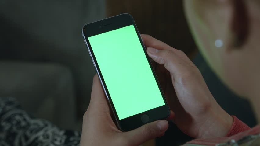Green Screen smartphone | Shutterstock HD Video #14299747