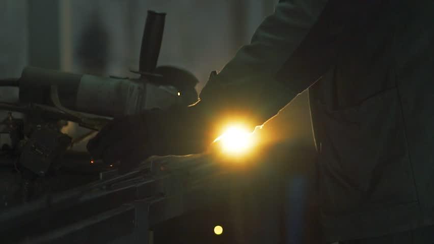 sparks fly | Shutterstock HD Video #14320747