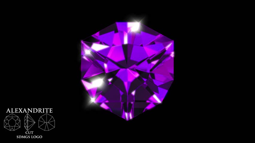 Header of alexandrite