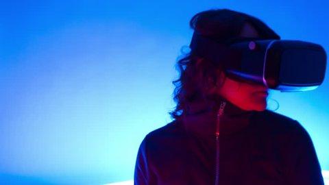 VR virtual reality goggles 4k