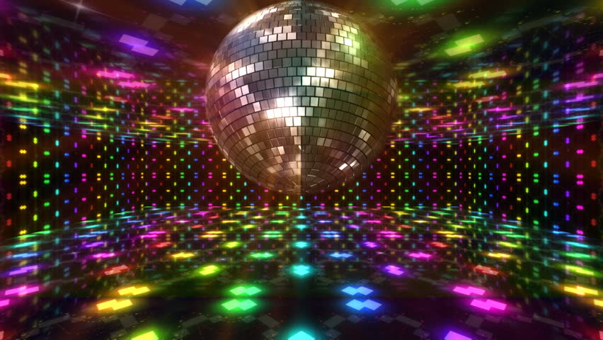 Disco and Club Space background. | Shutterstock HD Video #1460095