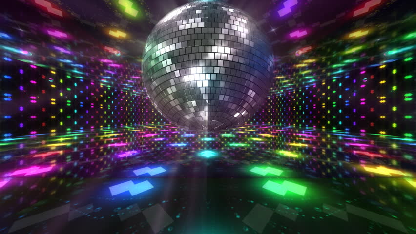 Disco and Club Space background. | Shutterstock HD Video #1460107