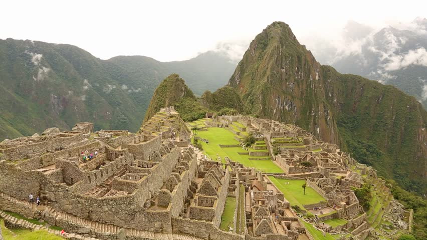 the history and description of machu picchu Read and learn for free about the following article: machu picchu.